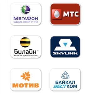 Операторы сотовой связи Александро-Невского