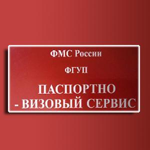 Паспортно-визовые службы Александро-Невского