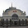 Железнодорожные вокзалы в Александро-Невском