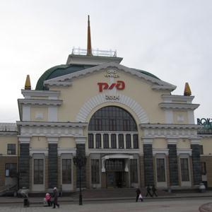Железнодорожные вокзалы Александро-Невского